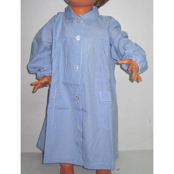 Cuadros Delante Baby Cuadros Abierto Azul Baby Delante Azul Baby Azul Cuadros Abierto R534AjL